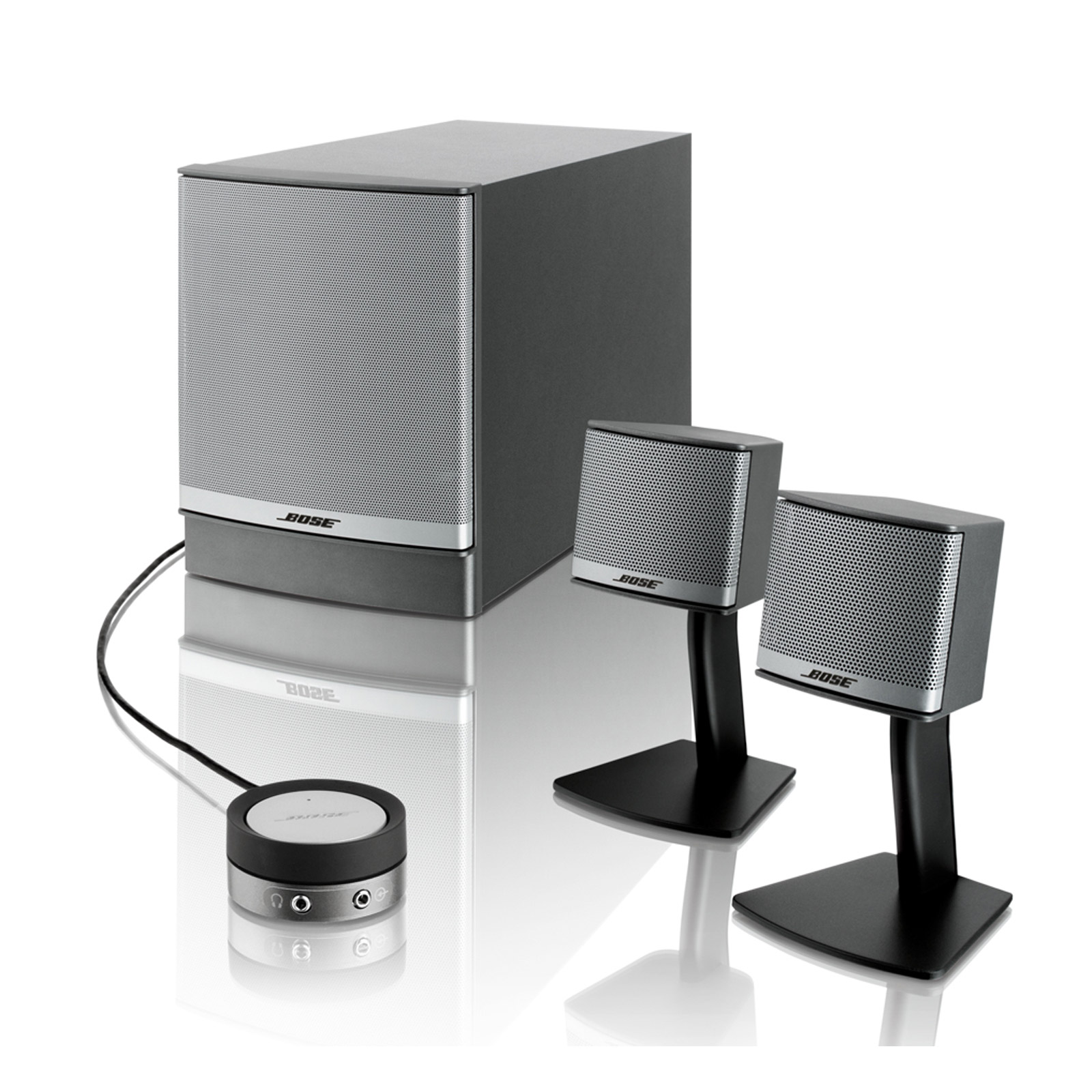 bose companion 3 enceinte pc bose sur ldlc. Black Bedroom Furniture Sets. Home Design Ideas