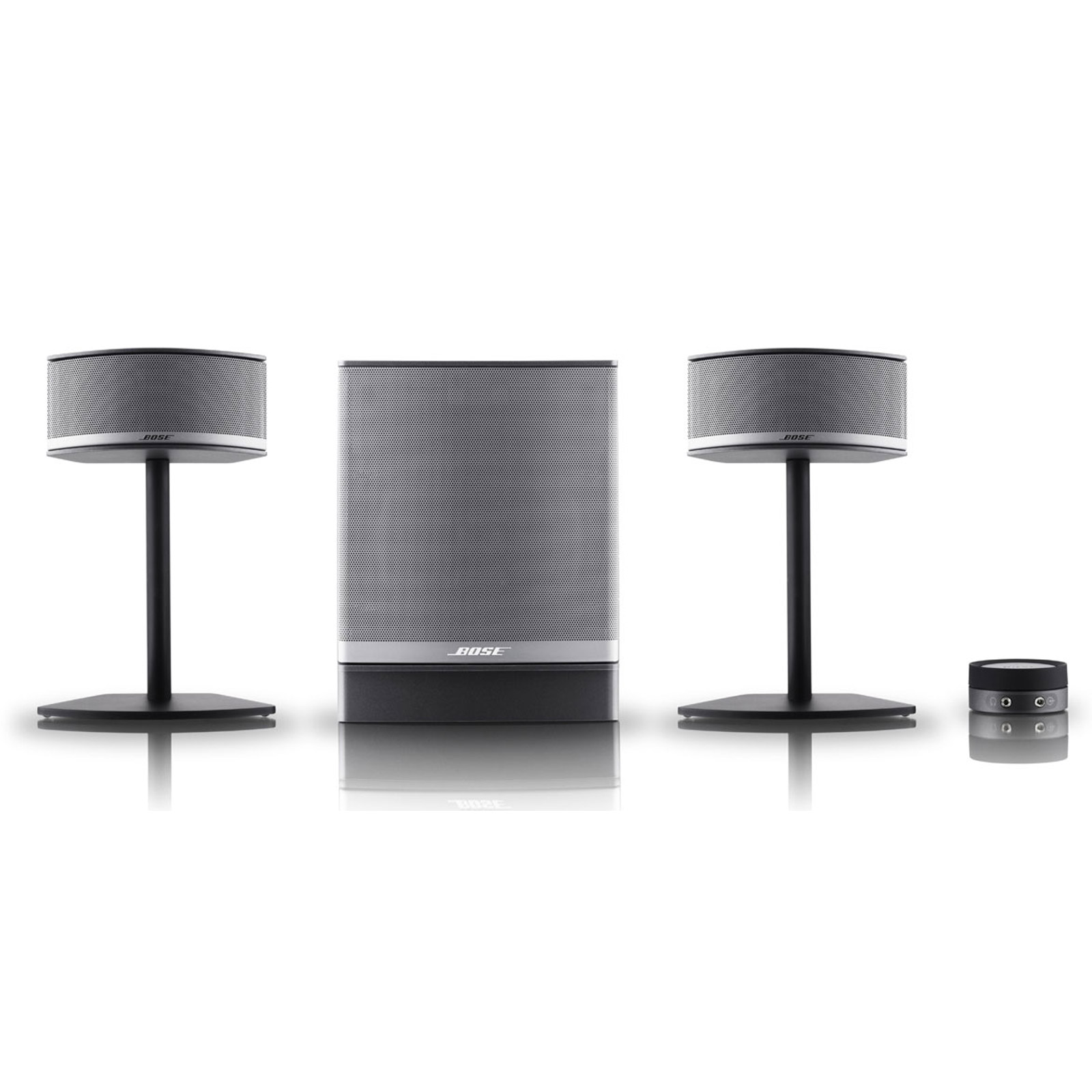 bose companion 5 enceinte pc bose sur ldlc. Black Bedroom Furniture Sets. Home Design Ideas