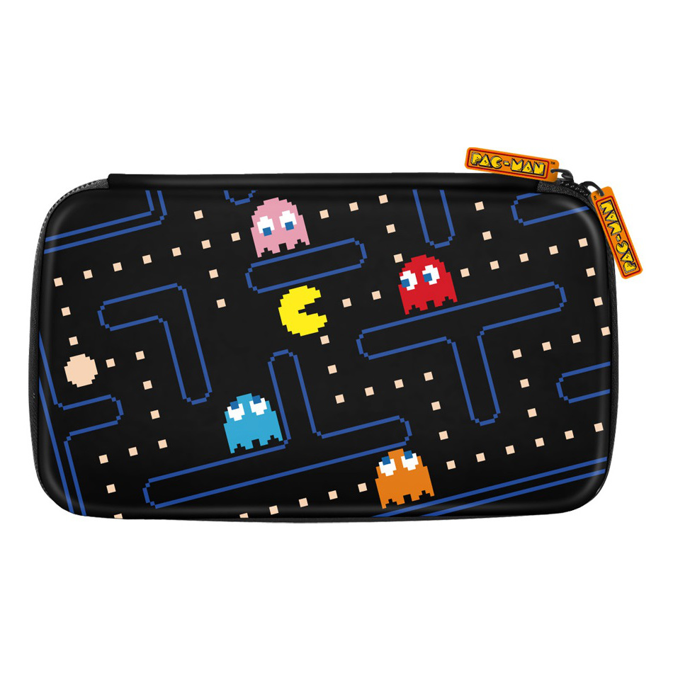 Pacman carry case maze nintendo 3ds xl 270028 achat for Housse nintendo 3ds xl