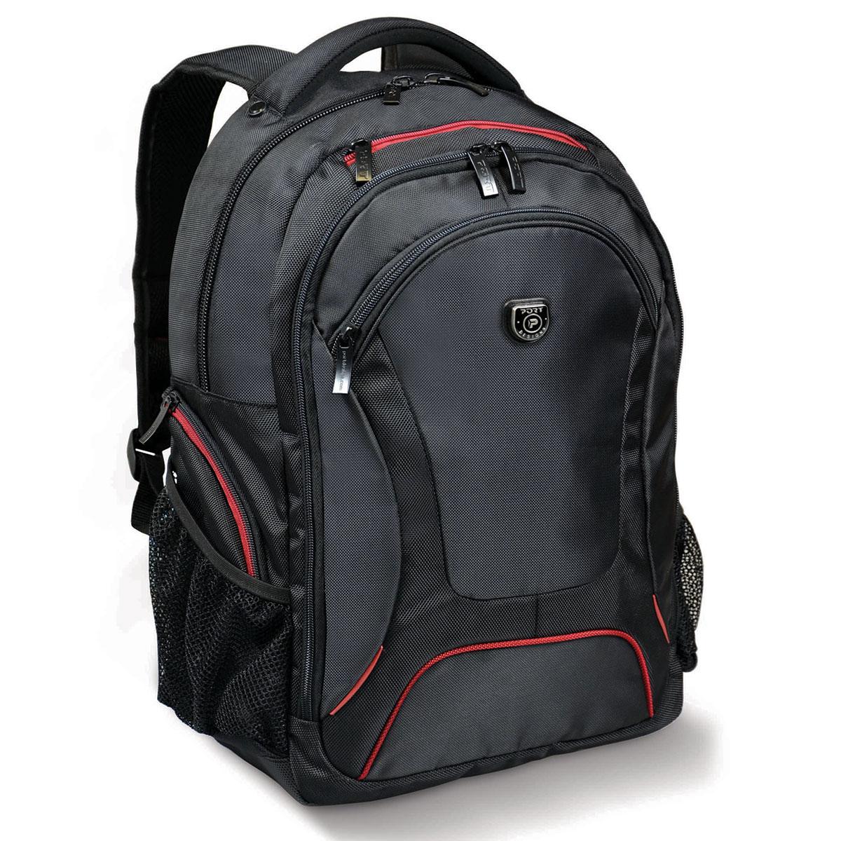 Sac, sacoche, housse PORT Designs Courchevel 14/15 Sac à dos pour ordinateur portable (jusqu'à 15.6'') et tablette (jusqu'à 10.1'')