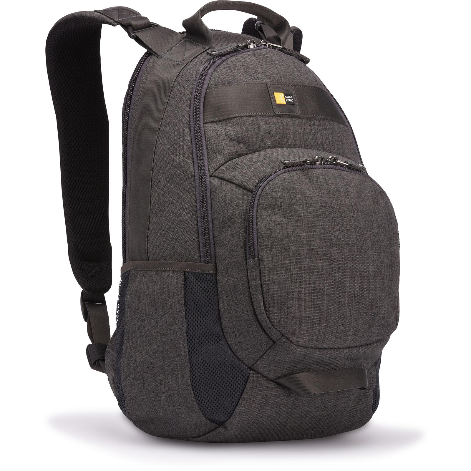 """Sac, sacoche, housse Case Logic BPCA-114 Sac à dos pour ordinateur portable (jusqu'à 14'') et tablette (jusqu'à 10.1"""")"""