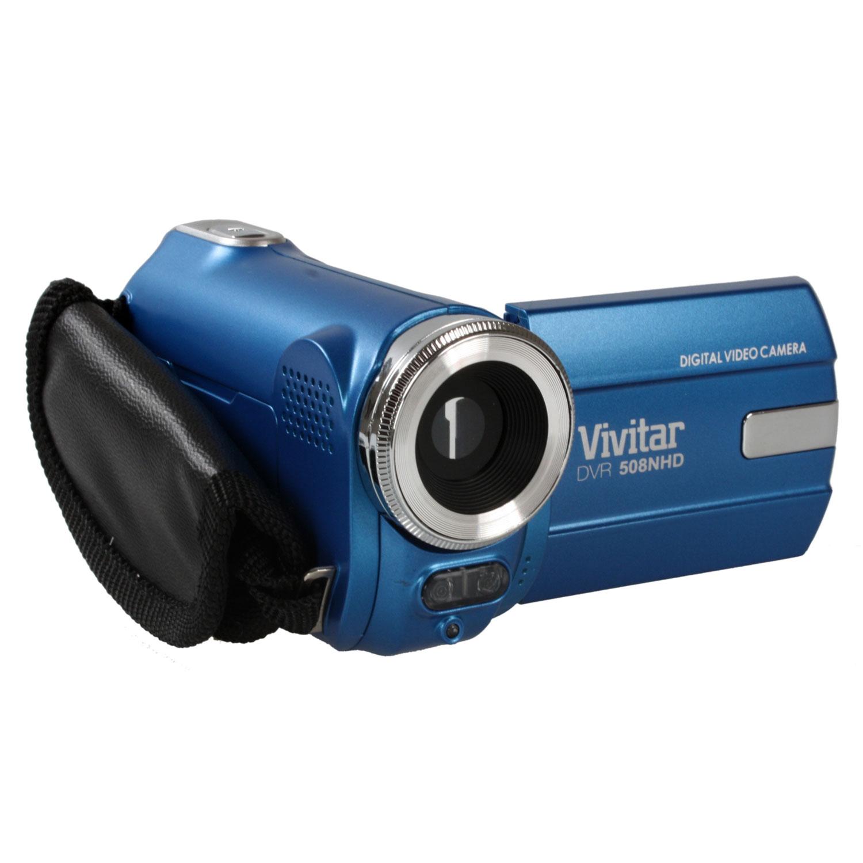 Vivitar dvr 508nhd bleu dvr508nhd bleu achat vente cam scope num rique - Television pas chere ...