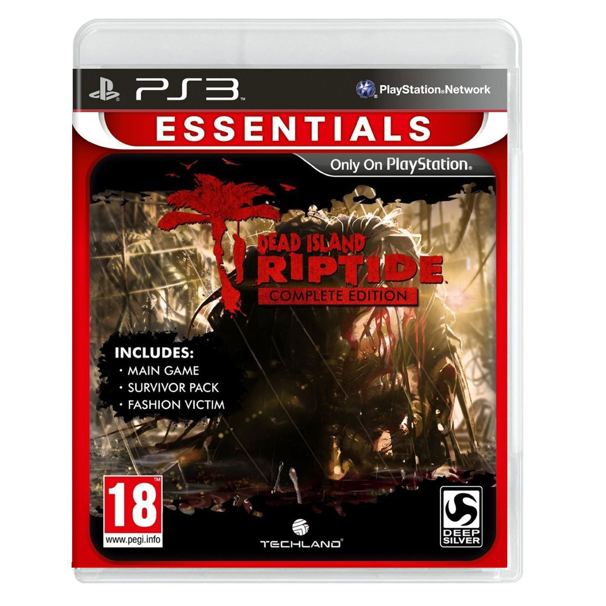 LDLC.com Dead Island : Riptide - Edition Complète Essentials (PS3) Dead Island : Riptide - Edition Complète Essentials (PS3)