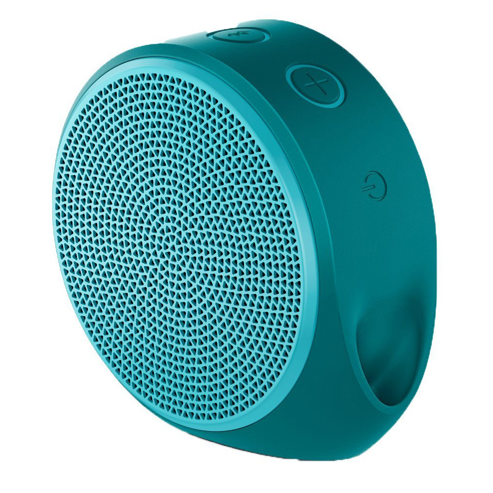 Dock & Enceinte Bluetooth Logitech X100 Vert Enceinte Bluetooth portable