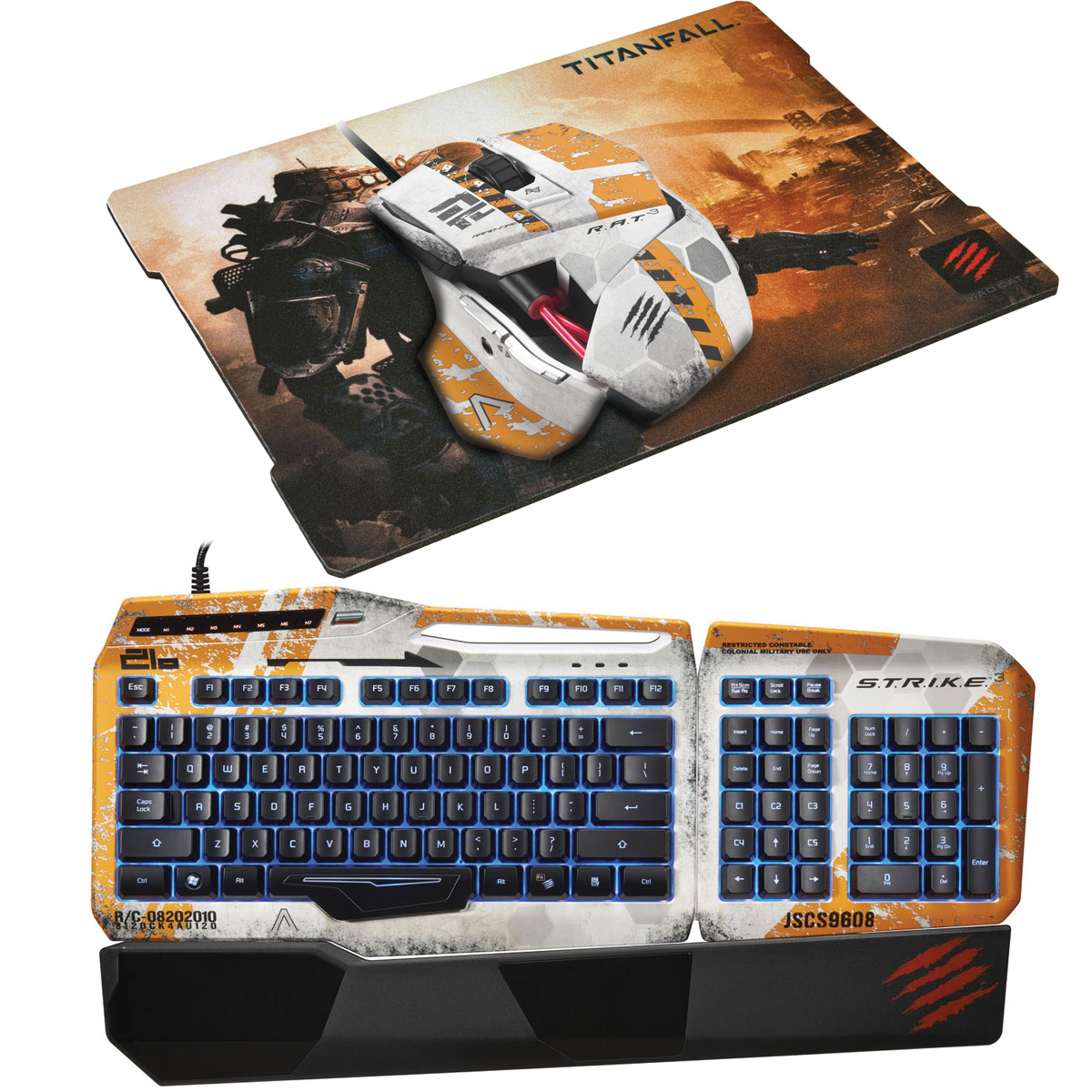 Mad Catz  Gaming Mice Keyboards Fightsticks and Headsets