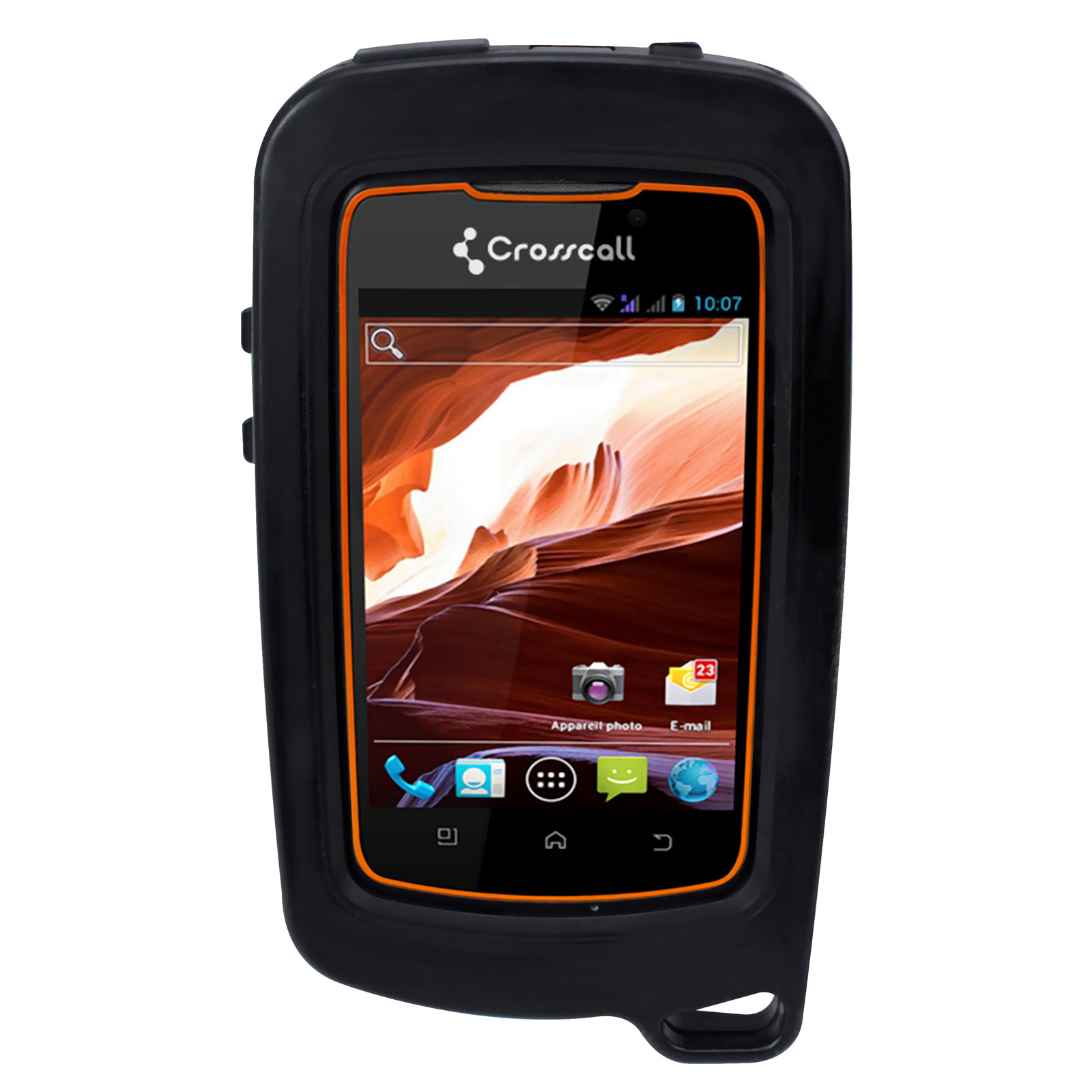 Telephone portable antichoc - Smartphone incassable pas cher ...