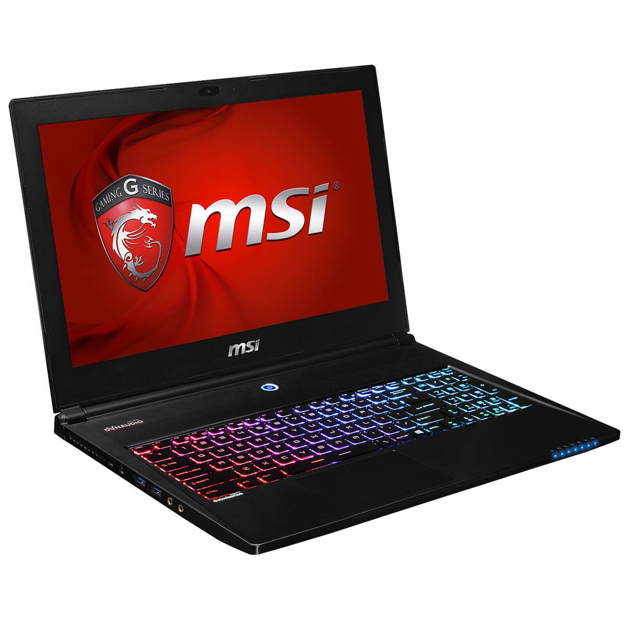 "PC portable MSI GS60 2PE-046FR Ghost Pro Intel Core i7-4700HQ 16 Go SSD 128 Go + HDD 1 To 15.6"" LED NVIDIA GeForce GTX 870M Wi-Fi AC/Bluetooth Webcam Windows 8.1 64 bits (garantie constructeur 1 an)"