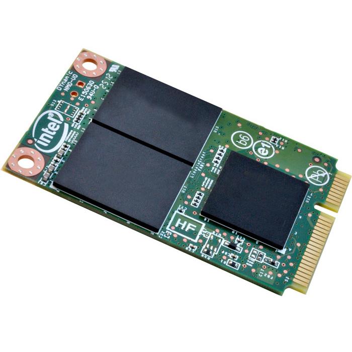 Disque SSD Intel Solid-State Drive 530 Series 240 Go SSD 240 Go mSATA 6Gb/s