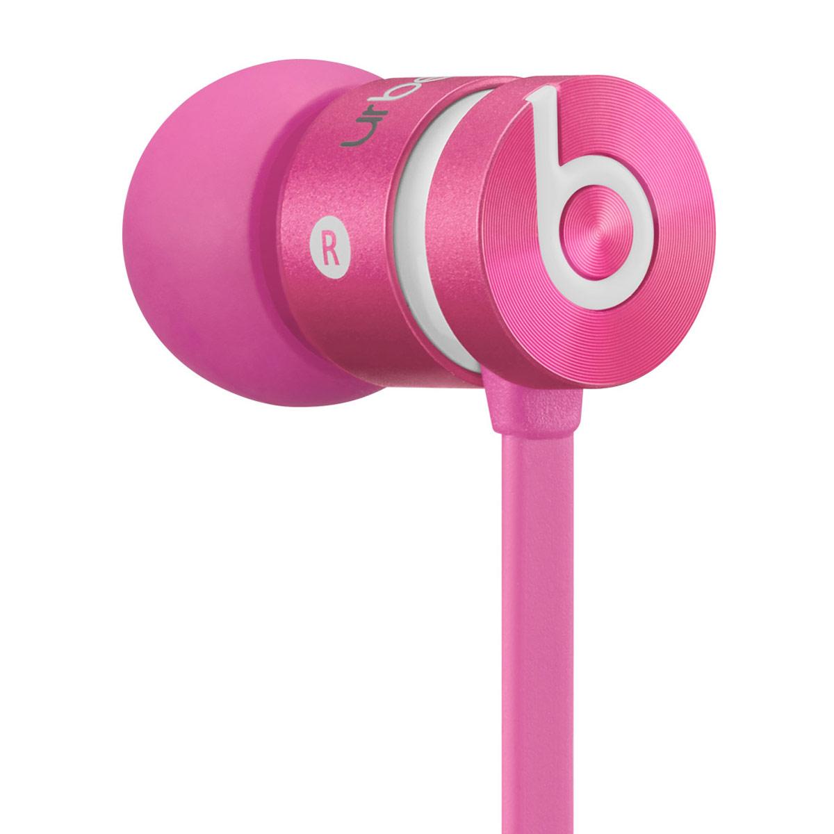 Beats urbeats rose casque beats by dr dre sur ldlc for Le meuble headsets