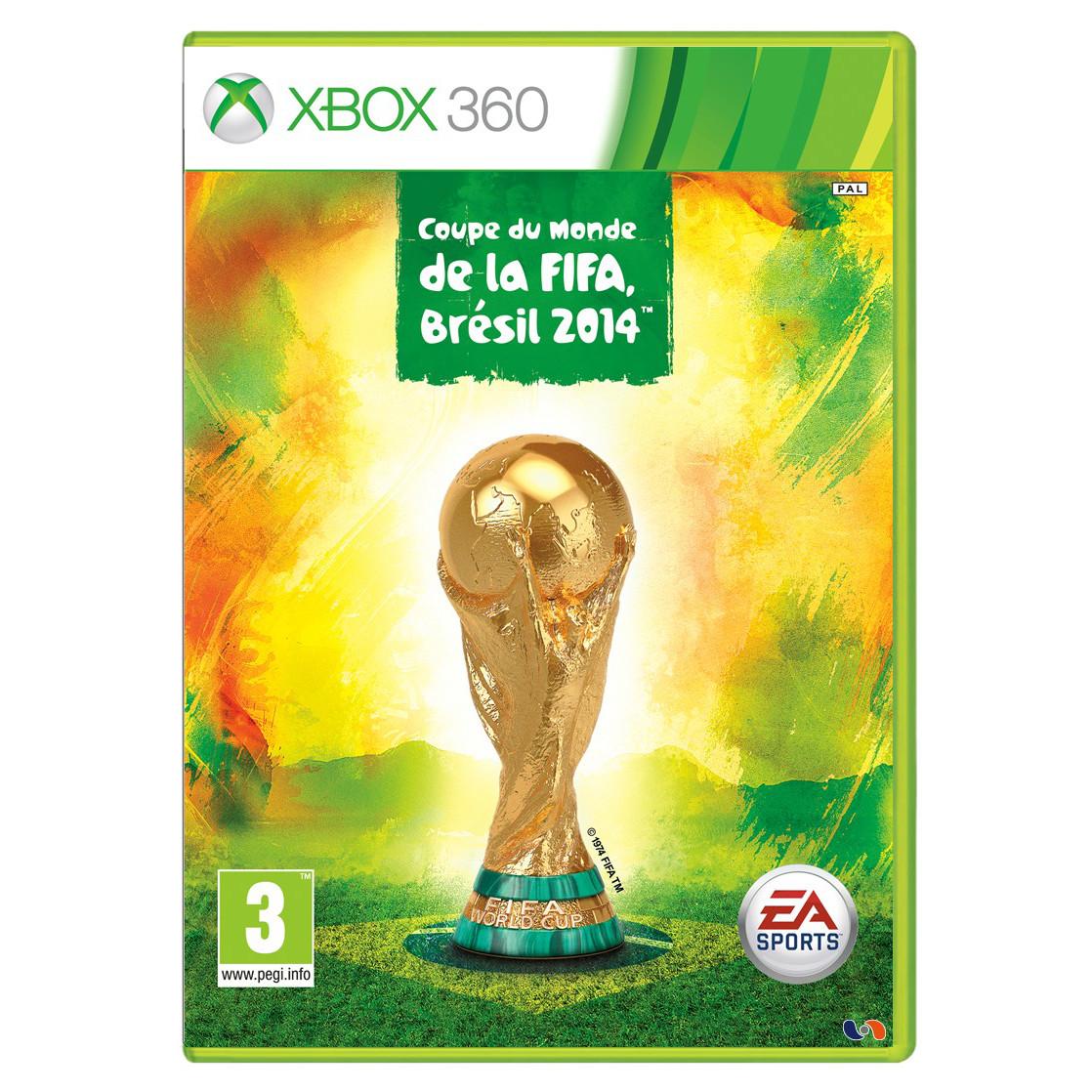 Coupe du monde de la fifa br sil 2014 xbox 360 ldlc - Coupe du monde de la fifa bresil 2014 ...