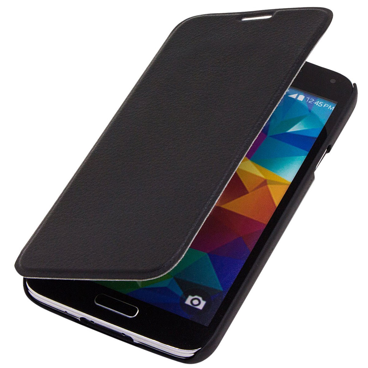 Etui A Clapet Vertical Iphone