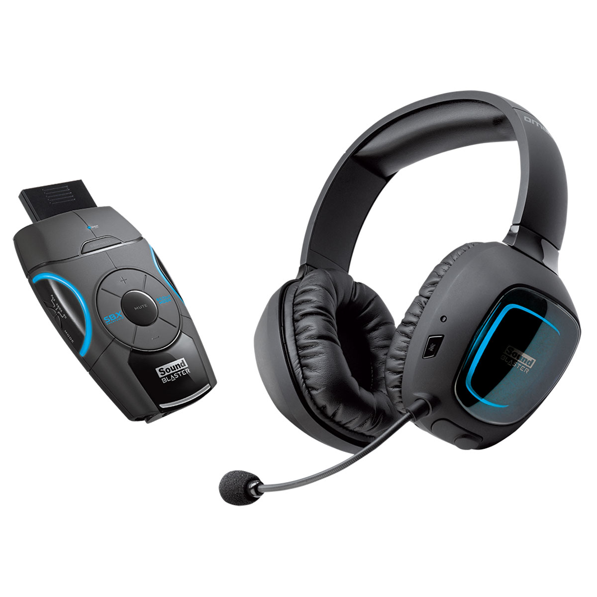 Creative Sound Blaster Recon3d Omega Wireless Micro