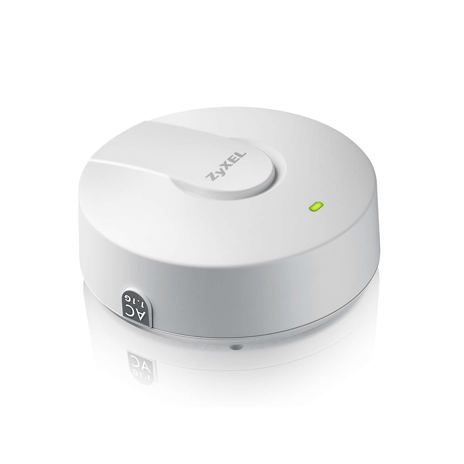 Point d'accès WiFi ZyXEL NWA1123-AC Point d'accès intérieur WiFi AC1200 (N300+AC900) (Dual Radio)