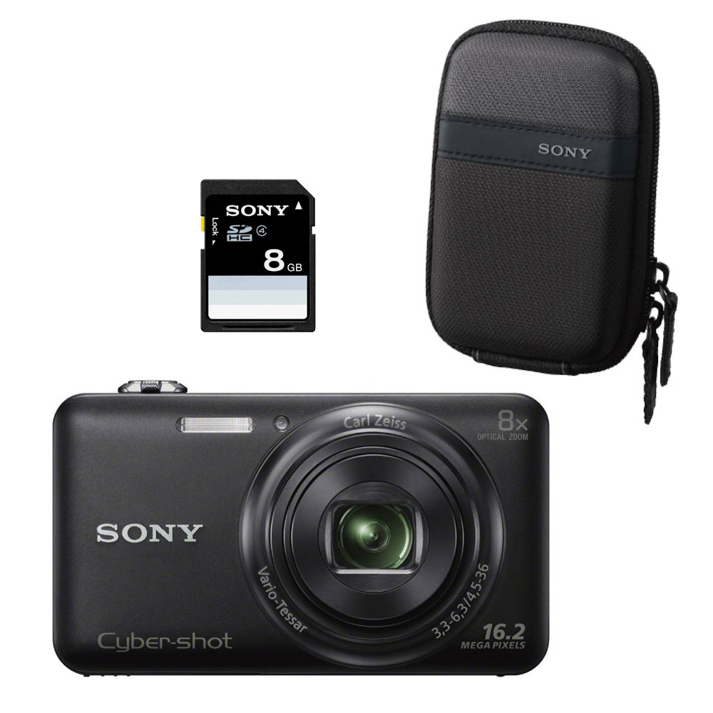 sony cyber shot dsc wx80b pack noir dscwx80bpacdi yf achat vente appareil photo num rique. Black Bedroom Furniture Sets. Home Design Ideas
