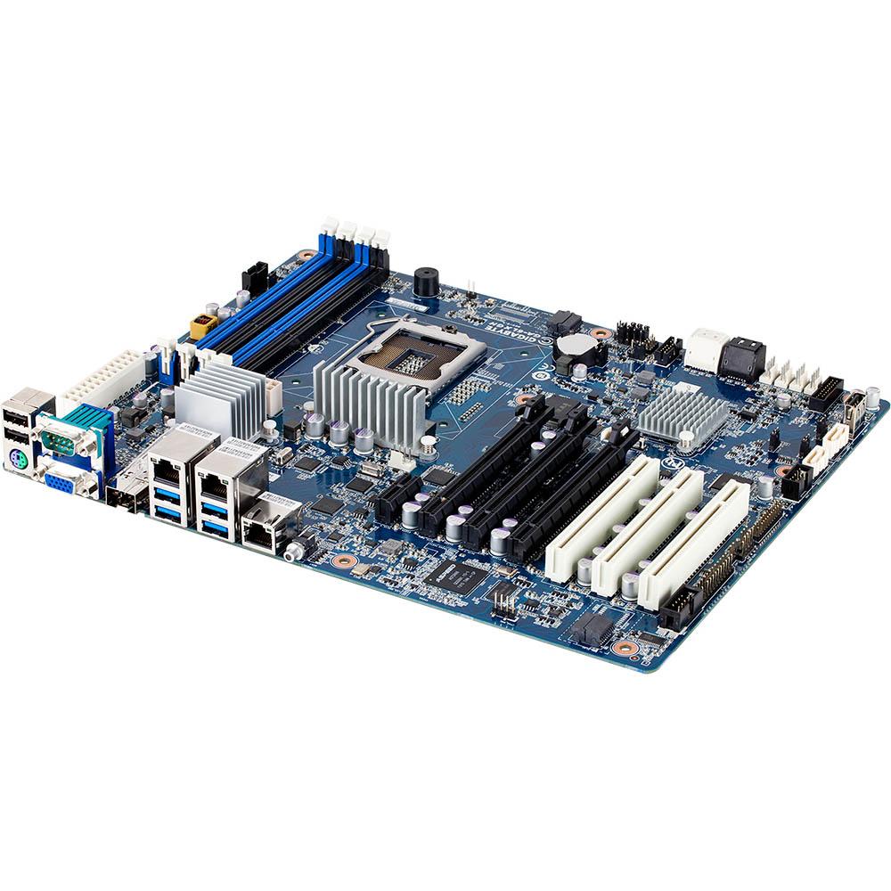 Carte mère Gigabyte GA-6LXGH Carte mère ATX Socket 1150 Intel C224 - SATA 6Gb/s - 3x PCI Express 3.0 16x