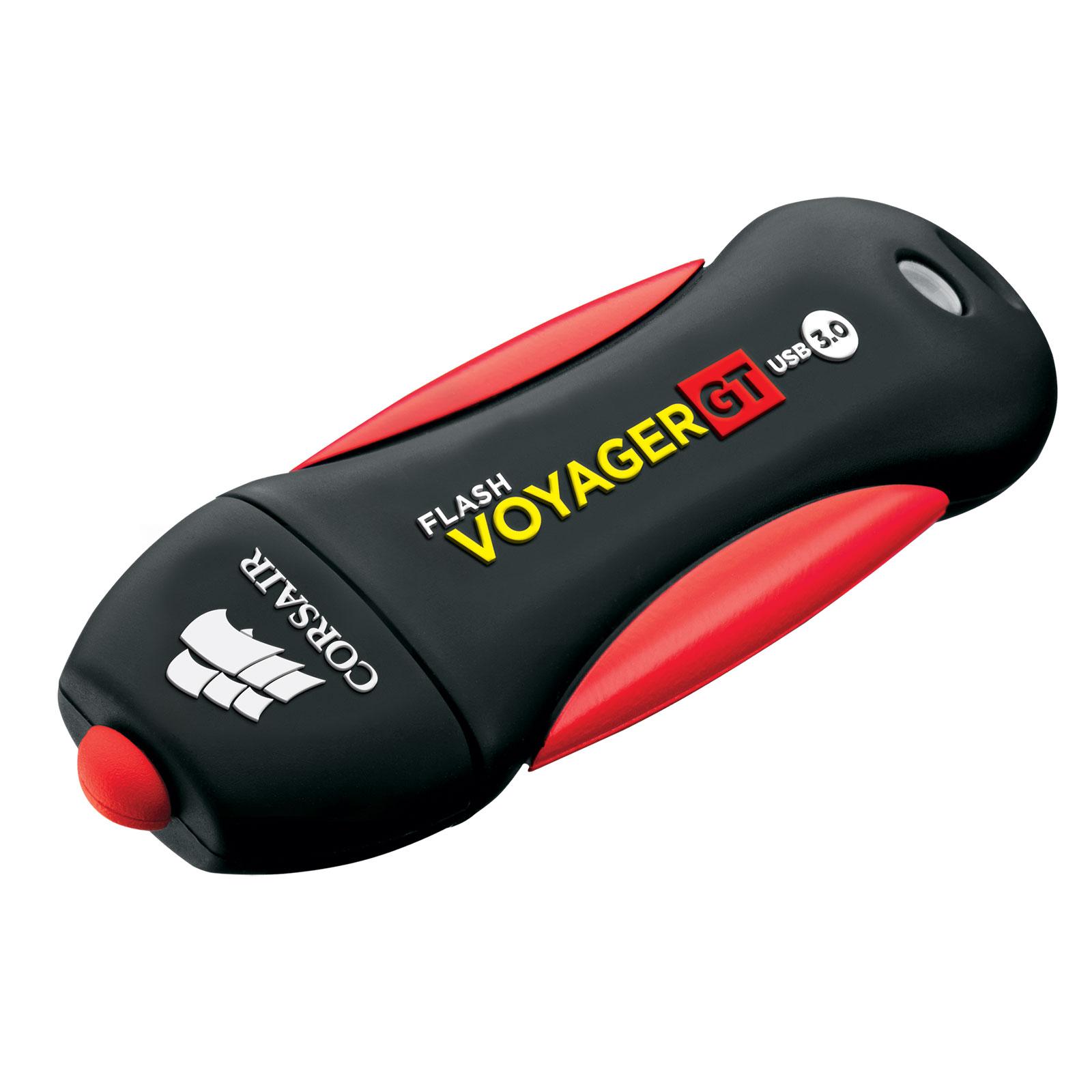Clé USB Corsair Flash Voyager GT USB 3.0 128 Go (Nouvelle version) Clé USB 3.0 128 Go (garantie constructeur 5 ans)