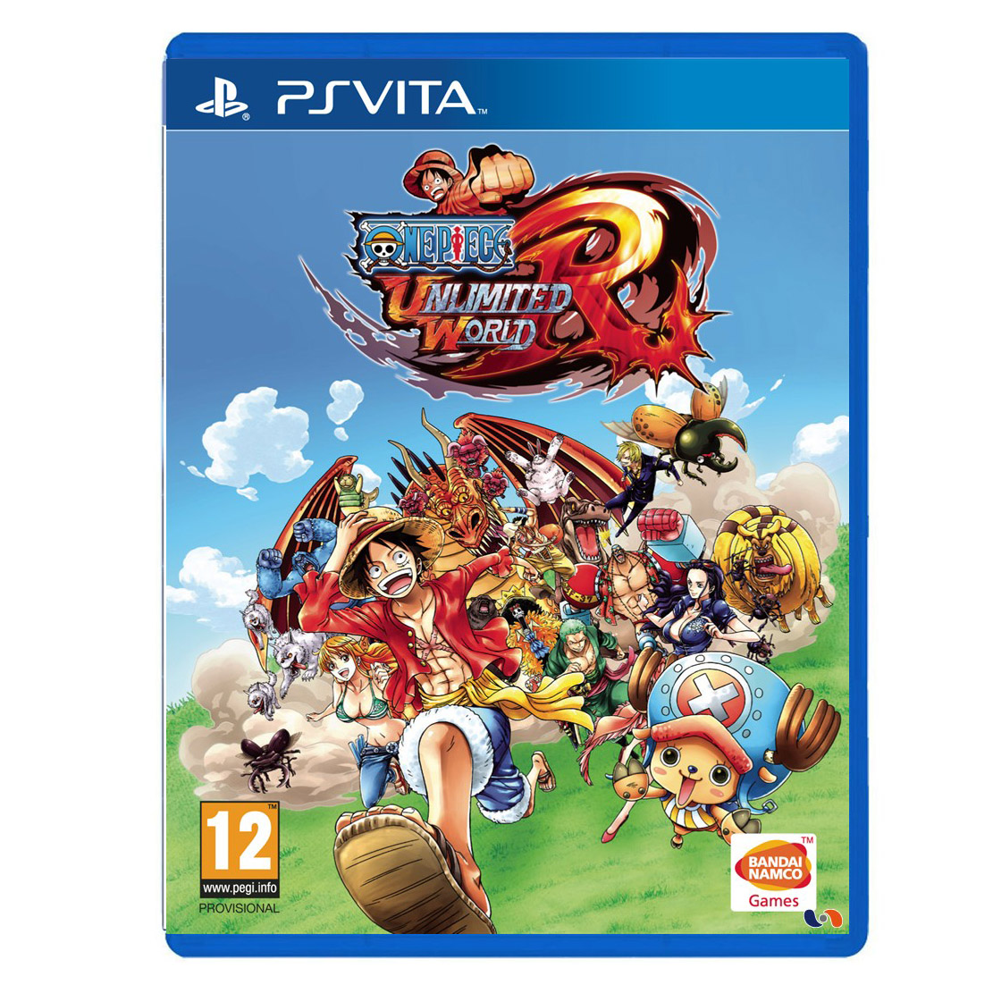 one piece unlimited world red ps vita es05780 achat. Black Bedroom Furniture Sets. Home Design Ideas