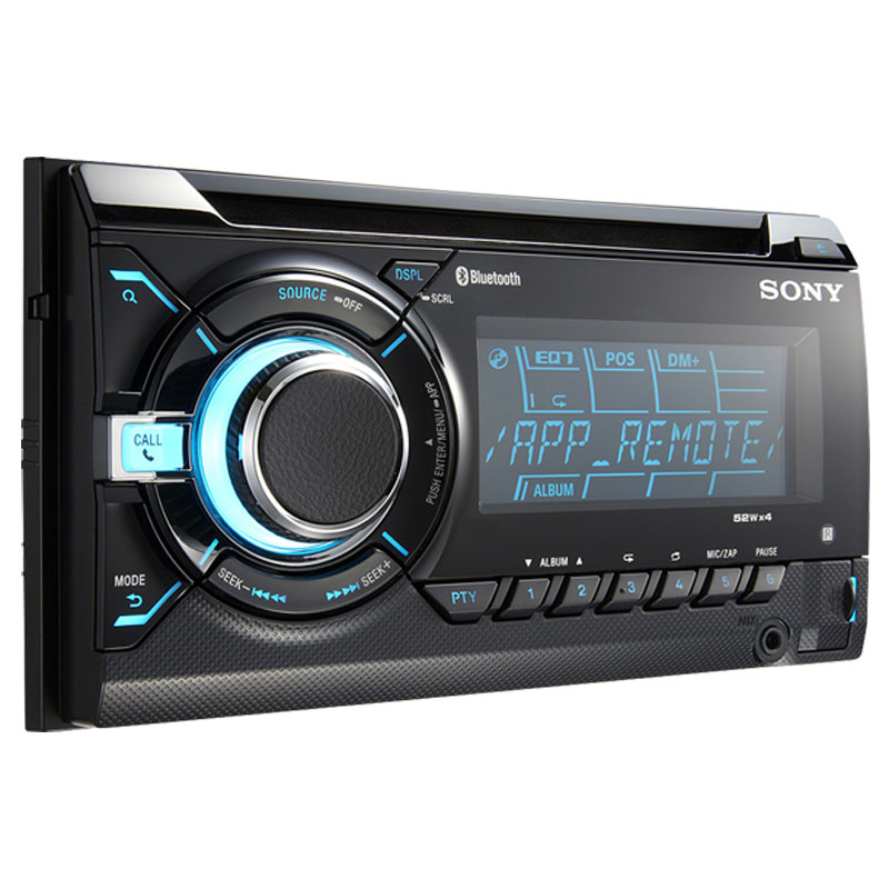 sony wx gt90bt autoradio sony sur ldlc. Black Bedroom Furniture Sets. Home Design Ideas