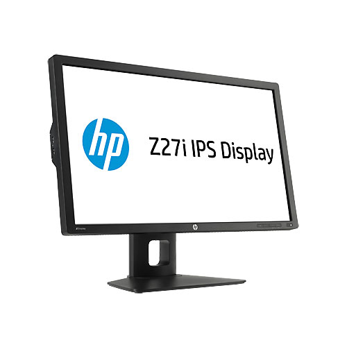 "Ecran PC HP 27"" LCD - Z27i 2560 x 1440 pixels - 8 ms - Format large 16/9 - Dalle IPS Gen 2 - DisplayPort - Hub USB - Noir"