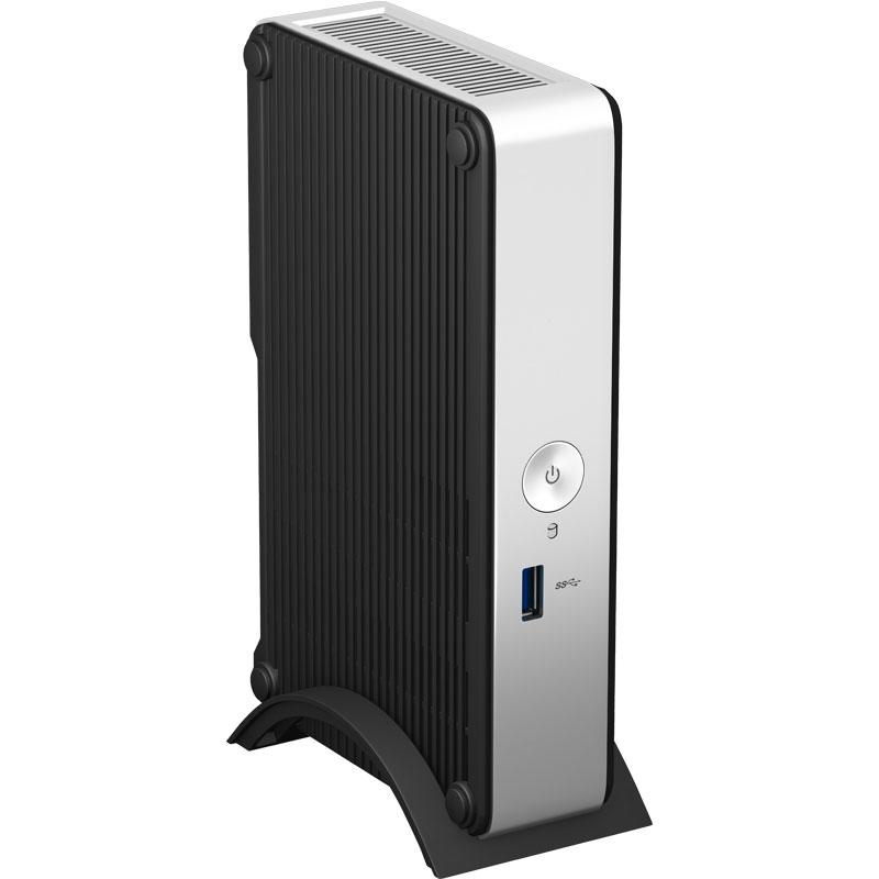 Barebone PC Intel NUC DE3815TYKE Intel Atom E3815 Intel HD Graphics (sans écran/mémoire/disque dur)