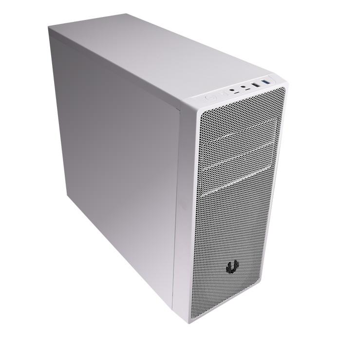 Boîtier PC BitFenix NEOS (blanc/blanc) Boîtier moyen tour