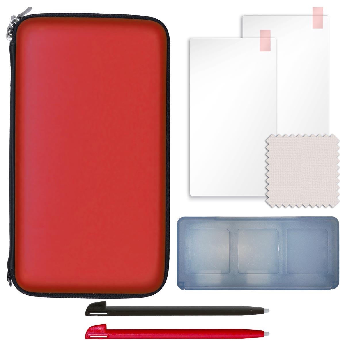dea factory starter pack rouge nintendo 3ds xl. Black Bedroom Furniture Sets. Home Design Ideas