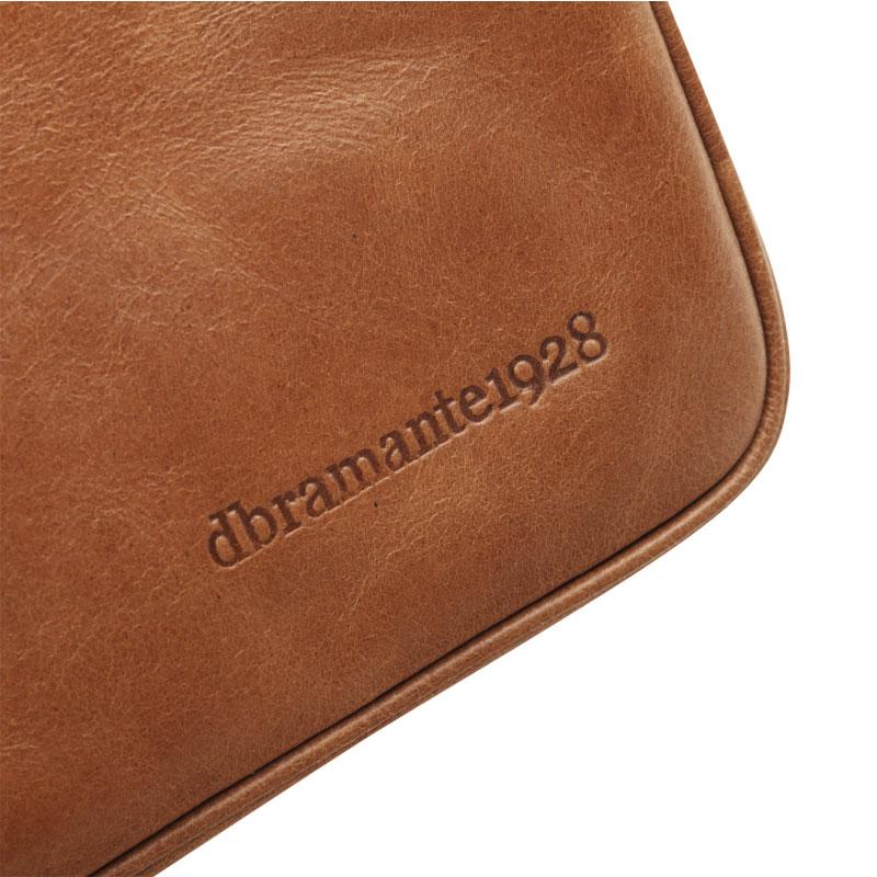 Dbramante1928 rosenborg 14 marron sac sacoche for Housse ordinateur 14 pouces originale