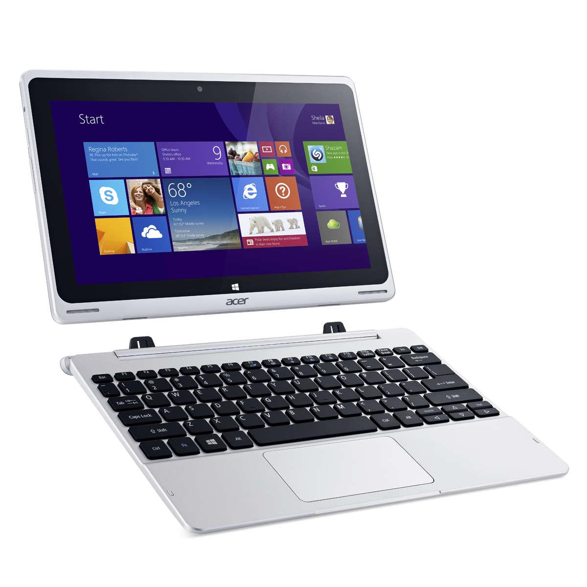 acer aspire switch 10 sw5 011 18mx tablette tactile acer sur ldlc. Black Bedroom Furniture Sets. Home Design Ideas