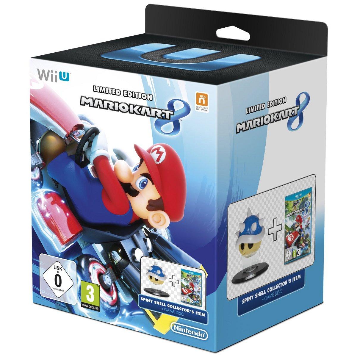 Jeux Wii U Mario Kart 8 Limited Edition (Wii U) Mario Kart 8 Limited Edition (Wii U)
