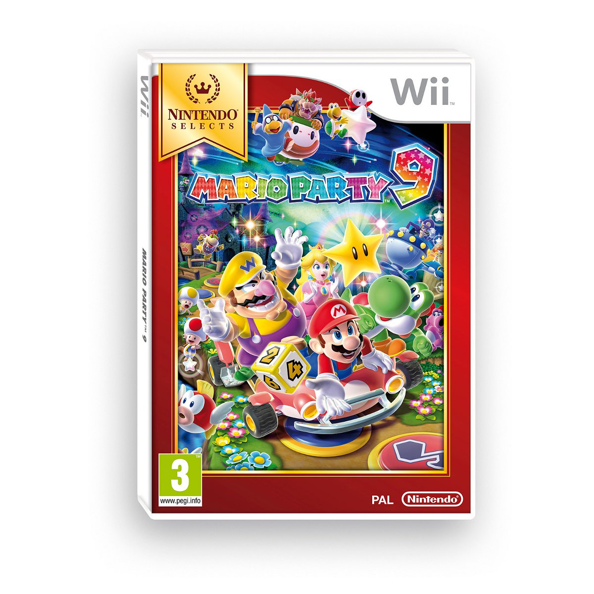 LDLC.com Mario Party 9 Nintendo Selects (Wii) Mario Party 9 Nintendo Selects (Wii)