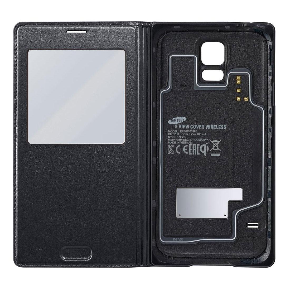 samsung etui de chargement induction ep vg900b noir chargeur t l phone samsung sur ldlc. Black Bedroom Furniture Sets. Home Design Ideas
