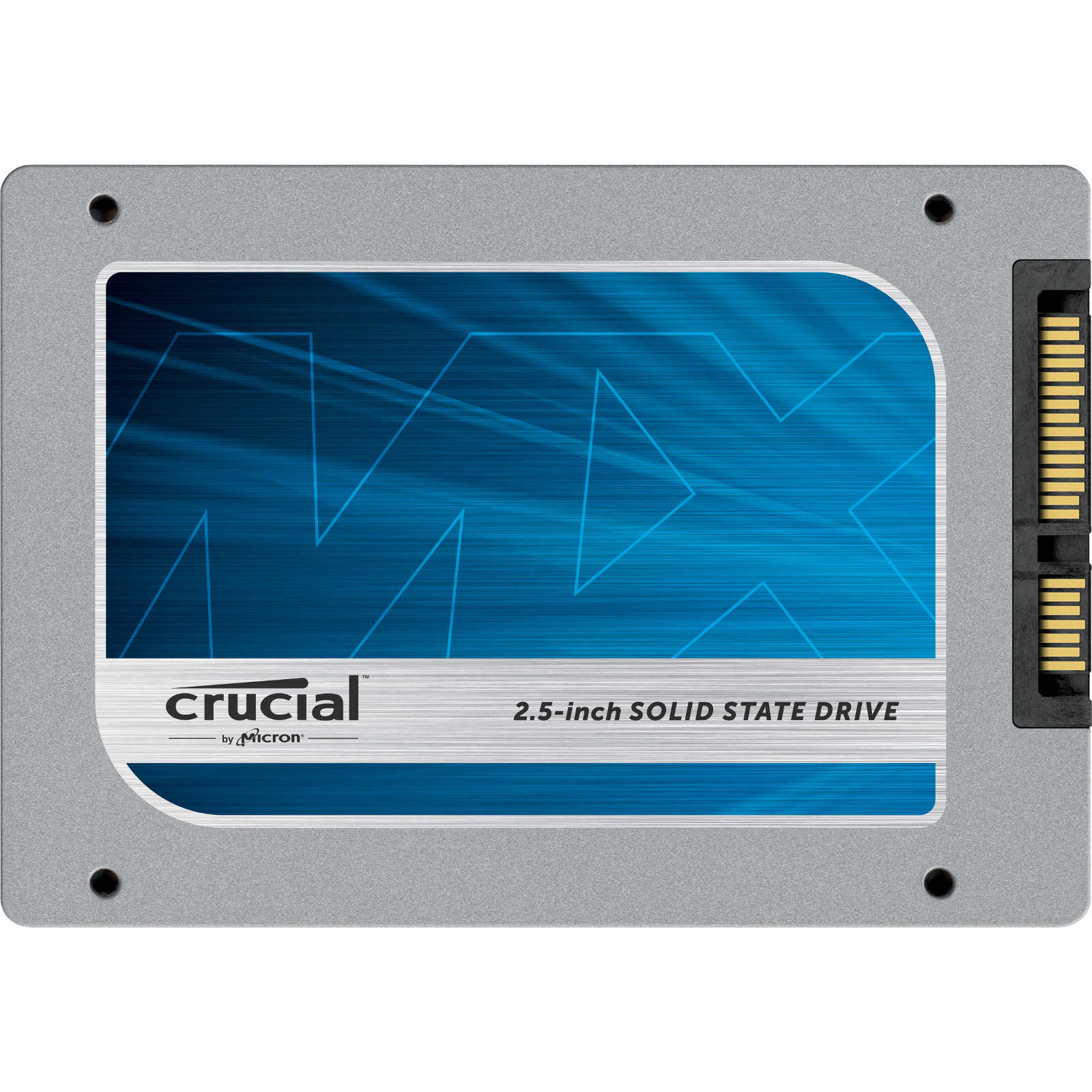 "Disque SSD Crucial MX100 512 Go SSD 512 Go 2.5"" 7mm Serial ATA 6Gb/s"