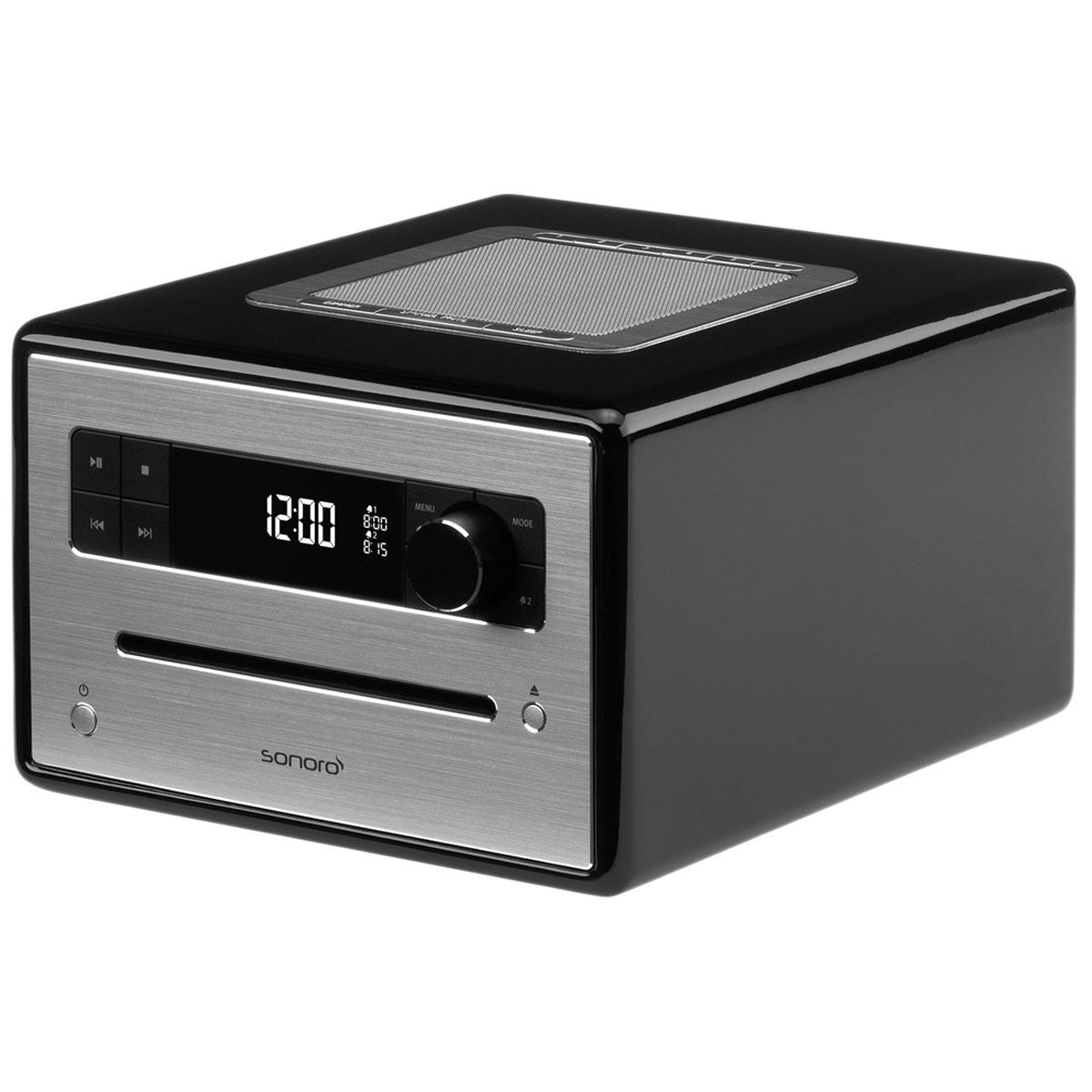 sonoro cd noir radio radio r veil sonoro sur ldlc. Black Bedroom Furniture Sets. Home Design Ideas