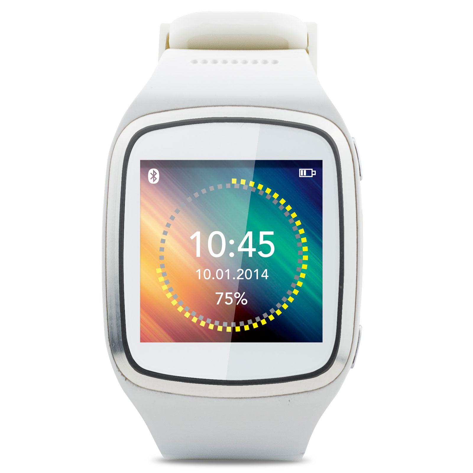 mykronoz zesplash blanc zesplash blanc achat vente montre bracelets connect s sur. Black Bedroom Furniture Sets. Home Design Ideas