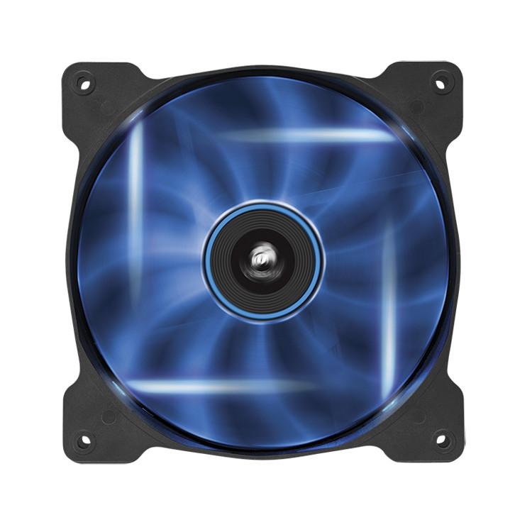 Ventilateur boîtier Corsair Air Series SP140 Blue High Static Pressure Ventilateur de boîtier 140 mm avec LEDs bleues