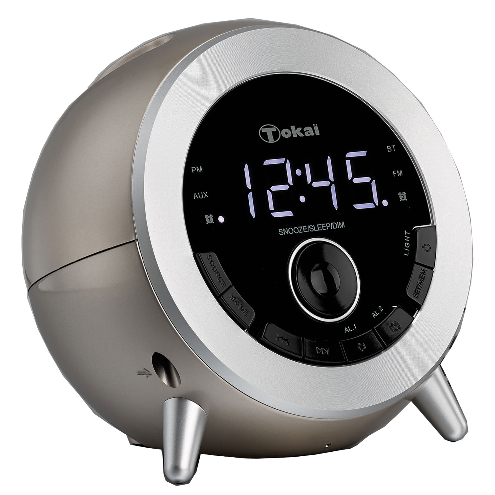 tokai tc 139c gris radio radio r veil toka sur ldlc. Black Bedroom Furniture Sets. Home Design Ideas