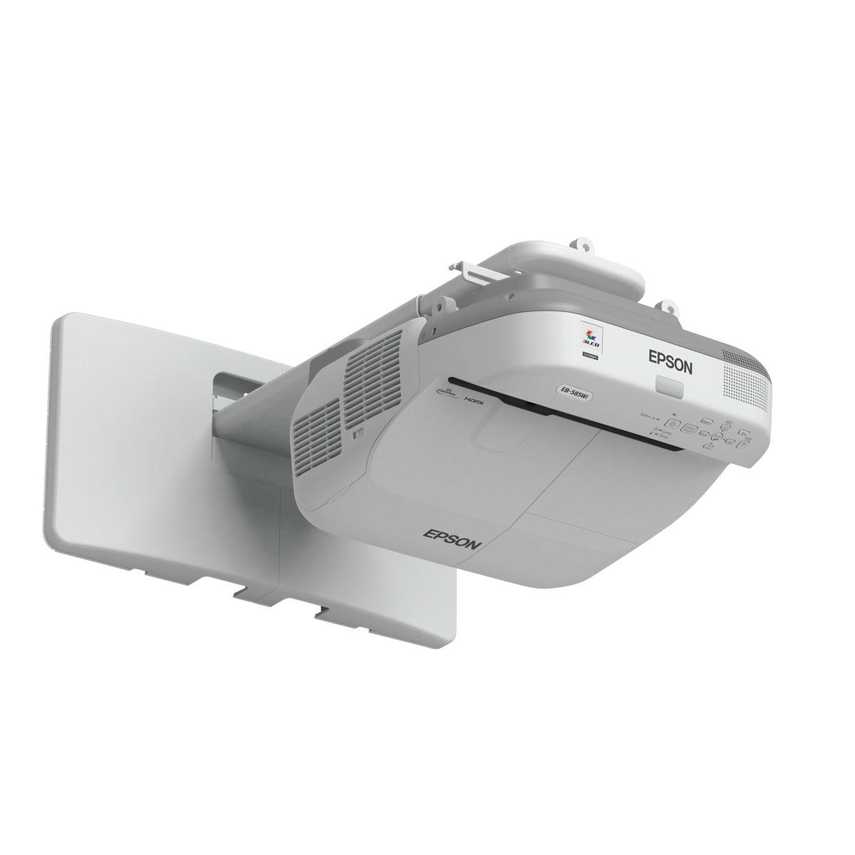 Vidéoprojecteur Epson EB-585W Vidéoprojecteur 3LCD WXGA 3300 Lumens (garantie constructeur 2 ans/lampe 1 an)