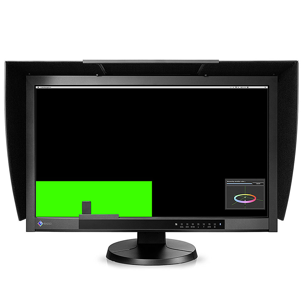 Eizo 27 led coloredge cg277w ecran pc eizo sur ldlc for Ecran dalle ips pour la photo