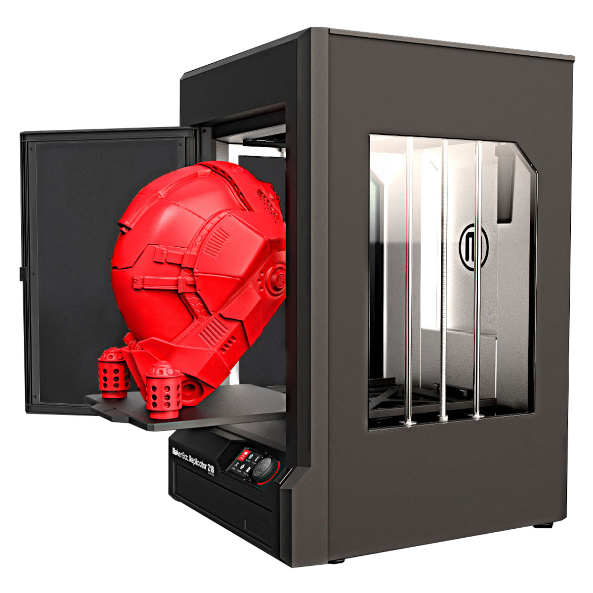 makerbot z18 imprimante 3d makerbot sur ldlc. Black Bedroom Furniture Sets. Home Design Ideas