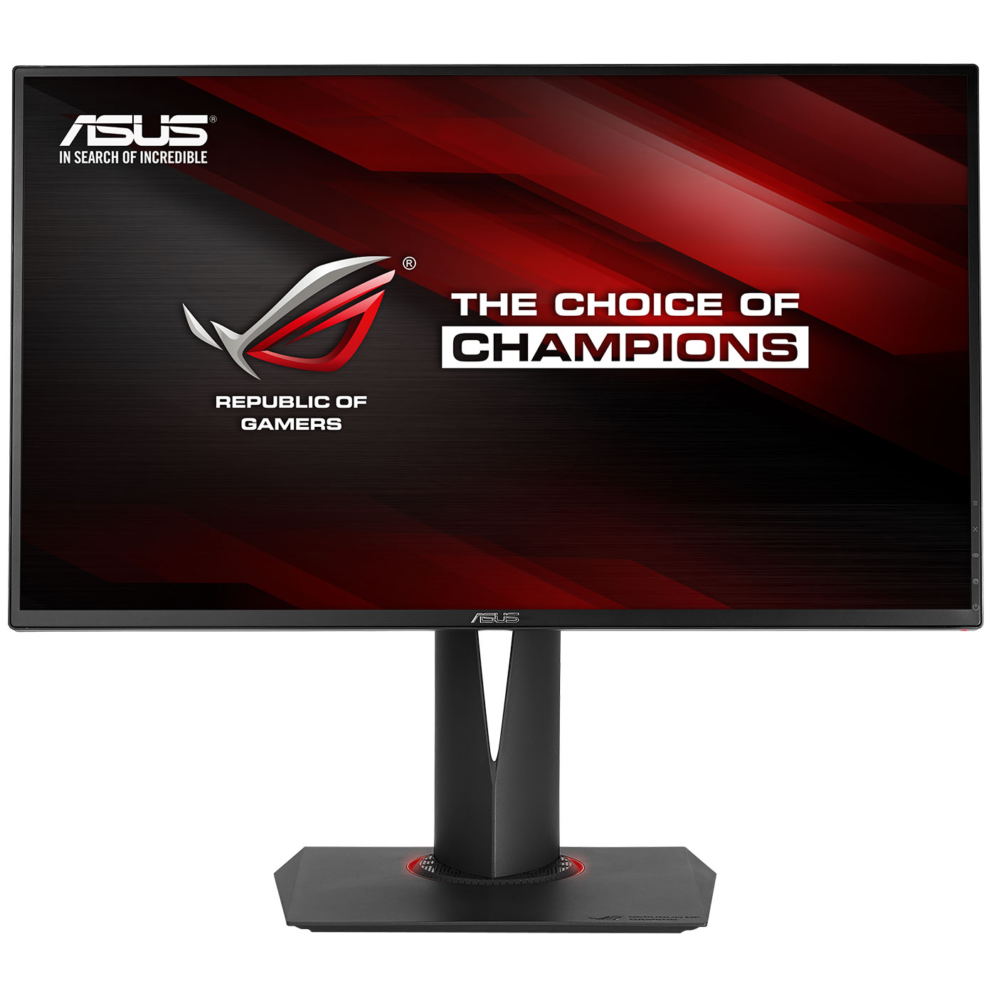 asus 27 led rog swift pg278q ecran pc asus sur ldlc. Black Bedroom Furniture Sets. Home Design Ideas