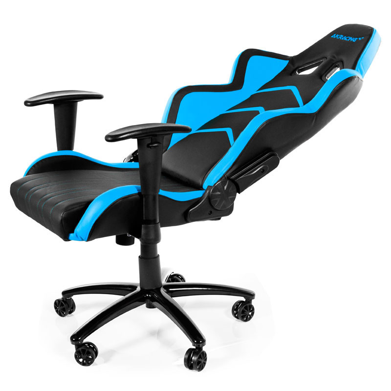 Akracing player gaming chair bleu ak k6014 bl achat for Chaise confortable pour le dos