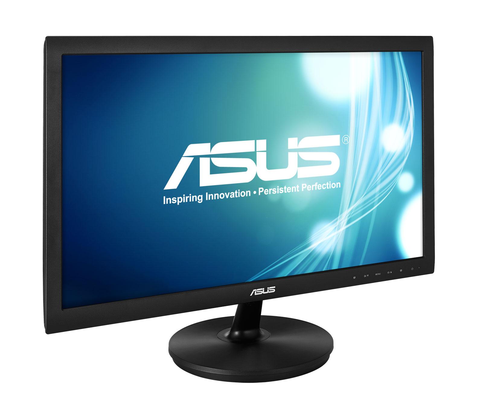 """Ecran PC ASUS 21.5"""" LED - VS228DE 1920 x 1080 pixels - 5 ms - VGA - Format large 16/9 - Noir (garantie constructeur 3 ans)"""
