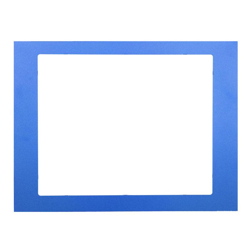Panneaux latéraux PC BitFenix Prodigy M Window Side Panel Bleu Panneau latéral avec fenêtre pour boitier Bitfenix Prodigy M