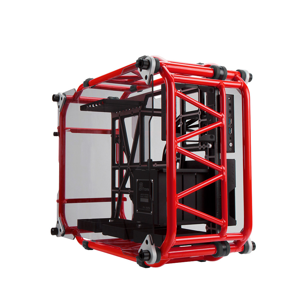 In Win D Frame Rouge Edition Limit 233 E D Frame Red