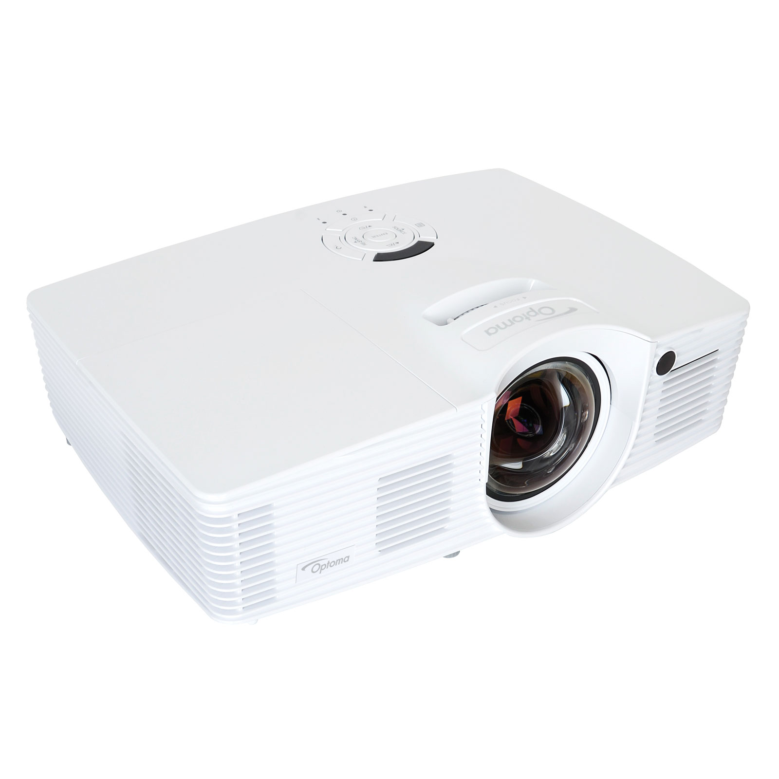 Optoma gt1070x vid oprojecteur optoma sur ldlc for Meuble videoprojecteur