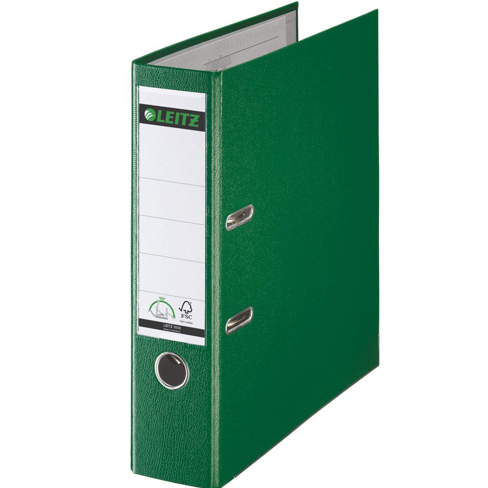 leitz classeur levier standard 180 dos 80 mm vert classeur leitz sur ldlc. Black Bedroom Furniture Sets. Home Design Ideas