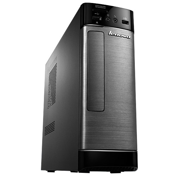 PC de bureau Lenovo H530s (57329268) Intel Core i5-4460 8 Go 2 To AMD Radeon R7 240 Graveur DVD Windows 8.1 64 bits