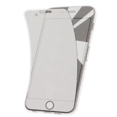 Accessoires iPhone xqisit iPhone 6/6s Screen Protector Film de protection écran pour Apple iPhone 6/6s