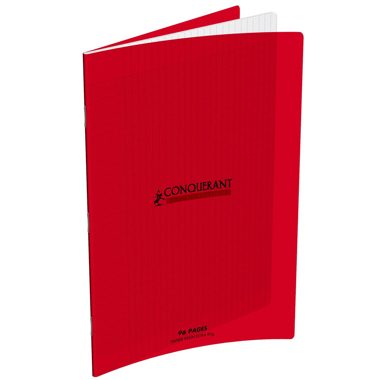 cahier 96 pages grands carreaux