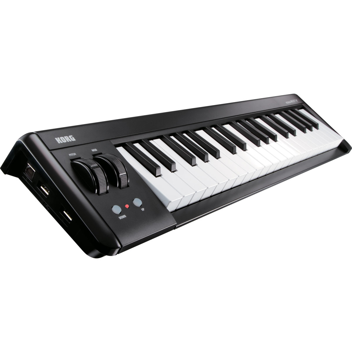 Clavier Home Studio Korg MicroKEY 37 Clavier USB 37 touches